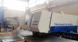 TRUMPF, TC 600 L - FMC, CUTTER, PUNCHING