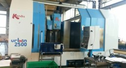 MOVING COLUMN VERTICAL MACHINING, Kondia Urban 2500, CENTERING MACHINES, CENTERING MACHINES