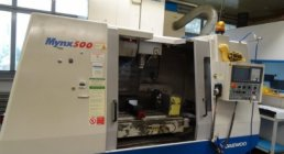 VERTICAL MACHINING CENTER DAEWOO, Daewoo Mynx 500, CENTERING MACHINES, CENTERING MACHINES