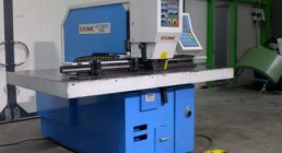 EUROMAC, CX 750 x 30, HYDRAULIC, NOTCHING MACHINES