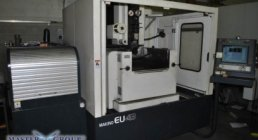 MAKINO, EU43, WIRE EROSION MACHINES, ERODING MACHINES