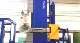 TOS, 150 CNC, HORIZONTAL TABLE TYPE, BORING MILLS