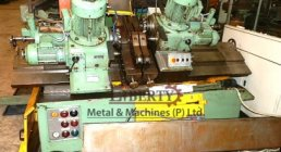 GROB, AZM 1000, FACING AND CENTERING MACHINES, FACING AND CENTERING MACHINES