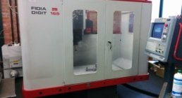 CNC VERTICAL MACHINING CENTER FI, Fidia Digit 165, CENTERING MACHINES, CENTERING MACHINES