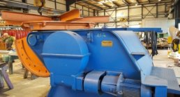 HEINRICHSGLUECK, 12 to., ROTARY TABLE TYPE, WELDERS