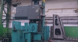 TOS, WHN 13.4 C   CNC, VERTICAL, BORING MACHINES
