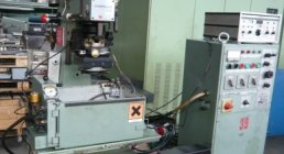 CHARMILLES, D10 Typ P12, CAVITY SINKING MACHINES, ERODING MACHINES