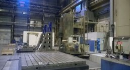 SCHARMANN, HEAVYCUT 3.3/ TDV6, HORIZONTAL FLOOR TYPE, BORING MILLS