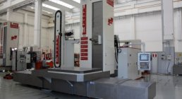LAZZATI, HB 130T, HORIZONTAL TABLE TYPE, BORING MILLS