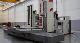 LAZZATI, HB 150T, HORIZONTAL TABLE TYPE, BORING MILLS