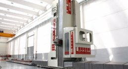 LAZZATI, HB 160MM, HORIZONTAL FLOOR TYPE, BORING MILLS