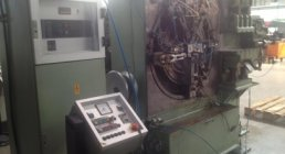 FINZER, ZUB 360, FORMING, WIRE MACHINERY