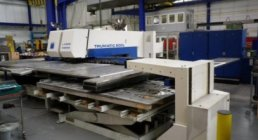 TRUMPF, TC 600 L, CUTTING MACHINES, LASERS
