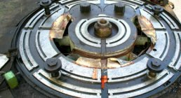 ROTARY TABLE 40 TON. - B AXIS - , 40 T., ROTARY TABLES, ACCESSORIES