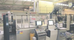 SALVAGNINI, P4 - 2516 + Robot Comau, CUT-TO-LENGTH LINES, CUT-TO-LENGTH LINES