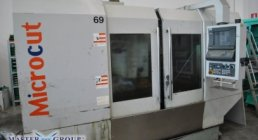 MICROCUT, VM 1300, VERTICAL, MACHINERY CENTERS