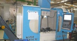 JOHNFORD, VMC 1050, VERTICAL, MACHINING CENTERS