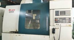 FEELER, VB-610, VERTICAL, MACHINING CENTERS