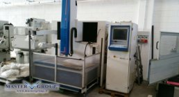 CDM ROVELLA, VS 800HS SPAZIO, CAVITY SINKING MACHINES, ERODING MACHINES