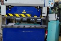 BARRAT, PC113, HYDRAULIC, NOTCHING MACHINES