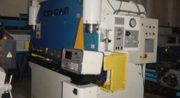 COLGAR, PI 621/25, HYDRAULIC, NOTCHING MACHINES