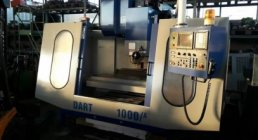 VERTICAL MACHINING CENTER DART V, Dart VMC 1000 / A, OTHER, MILLERS