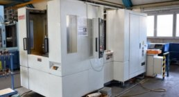 HORIZONTAL MACHINING CENTER MORI, Mori Seiki NH 4000 DCG, OTHER, MILLERS