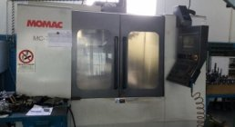 MOMAC, MC 750, VERTICAL, MACHINING CENTERS