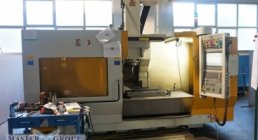 SIGMA, LEADER 6, VERTICAL, MACHINING CENTERS