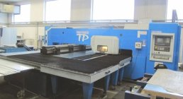 FINNPOWER, TP 6-25, STAMPING, PUNCHING