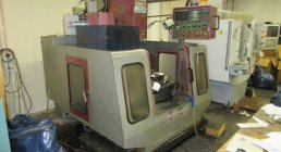 JOHNFORD, VMC 500, VERTICAL, MACHINING CENTERS