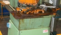 COMAC, GALILEO 40 HV, HYDRAULIC, NOTCHING MACHINES
