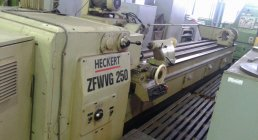 WMW HECKERT, ZFWVG 250x5000, THREAD, MILLERS