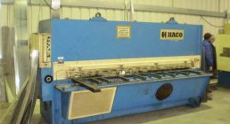 HACO, TS 3012, GUILLOTINE, SHEARS