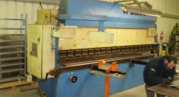 HACO, PPM 36150, HYDRAULIC, PRESS BRAKES