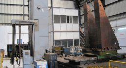 SCHIESS FRORIEP, sch, HORIZONTAL, BORING MACHINES