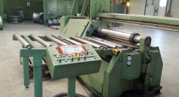STOLTING, 1100 x 12, PLATE BENDING, ROLLS