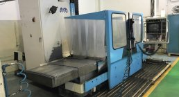 MTE SPAIN, BF 1700, BED TYPE, MILLS