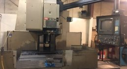 ENSHU, VMC-530, VERTICAL, MACHINING CENTERS