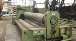 HAEUSLER, VRM HY, ROUND ROLLING, SHEET METAL FORMING MACHINERY