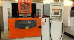 CHARMILLES, ROBOFIL 440, CUT & STRIP, WIRE MACHINERY