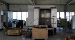 HORIZONTAL CENTER MORI SEIKI SH5, Mori Seiki NMH-5000/40, HORIZONTAL, MACHINING CENTERS