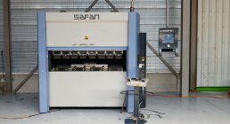 SAFAN, SMK 32-1600, PRESS BRAKES, PRESS BRAKES