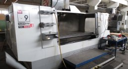 HAAS, VF9/50H, VERTICAL, MACHINING CENTERS