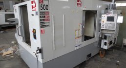 HAAS, 500H, HORIZONTAL, MACHINING CENTERS