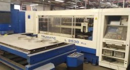 TRUMPF, Trumatic L 2530, LASER CUTTING MACHINES 0-2999MM, SHEET METAL FORMING MACHINERY