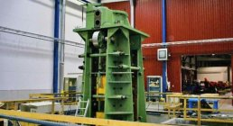 Beche, COUNTER BLOW HAMMER BECHE DGH 25, DROP STAMP, FORGING & FOUNDRY MACHINES