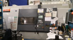 MAZAK, Integrex 300 Y, CNC TURNING AND MILLING, LATHES