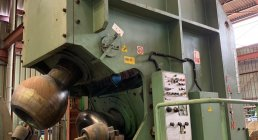 FACCIN, BF 42/8, FLANGING MACHINES, SHEET METAL FORMING MACHINERY