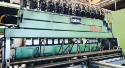 IDEAL, PGS 140 / 12, WELDED WIRE MESH, WIRE MACHINERY